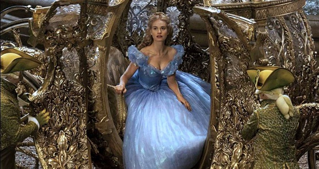 NJ Kids Movie Review: Cinderella