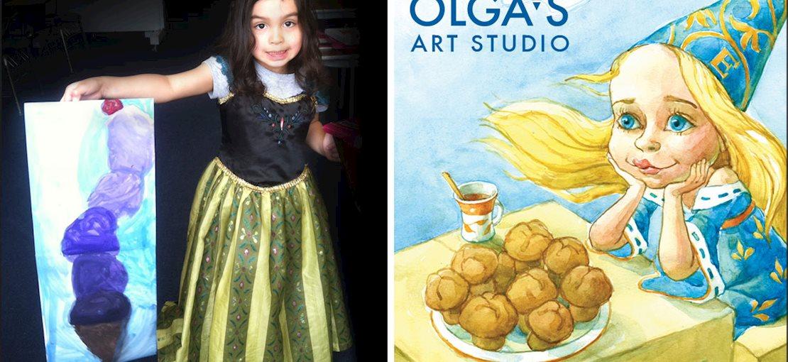 Olga's Art Studio