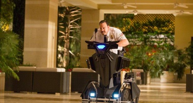 Movie Review: Paul Blart: Mall Cop 2 – Kevin James is Comedy Gold
