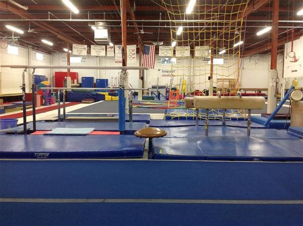 Sunburst Gymnastics Training Center
