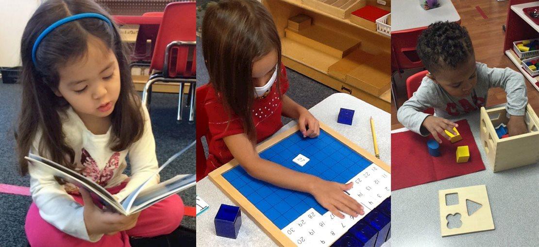 Apple Montessori Preschool