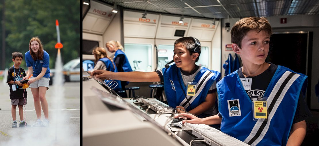 Buehler Challenger Summer Space Camp NJ