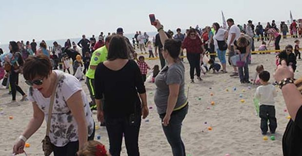 Easter Events at Steel Pier