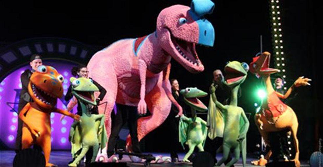 NJ PAC Jim Henson's Dinosaur Train Live!