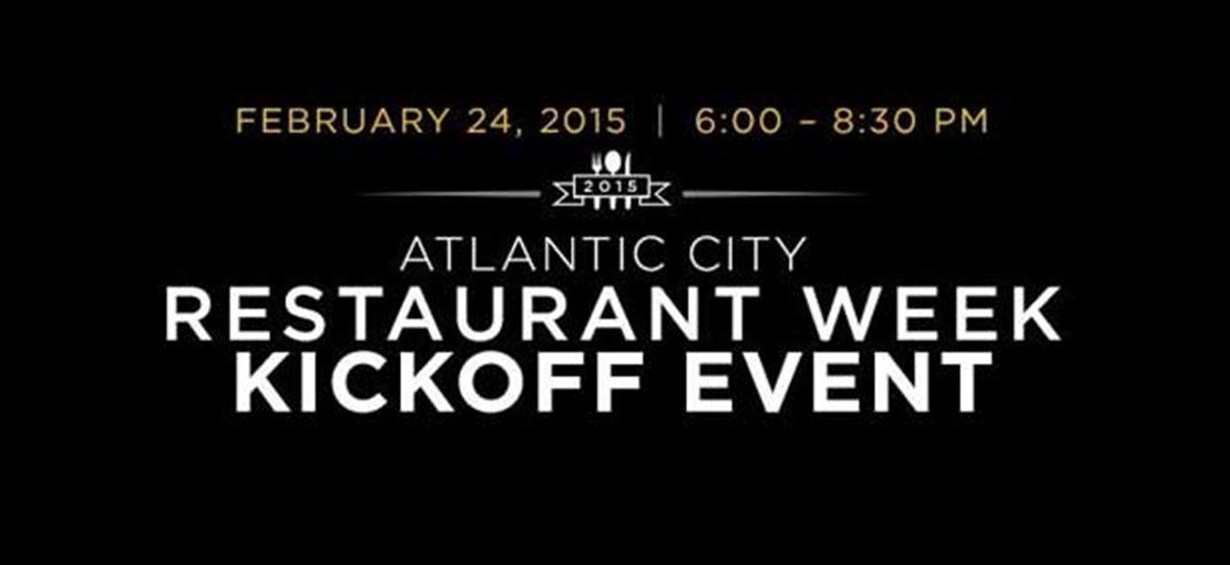 Advance Taste of Atlantic City Restaurant Week