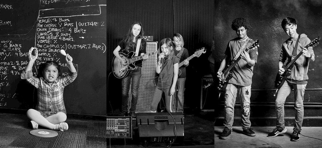 School of Rock Summer Music Camp