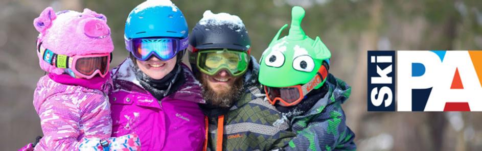 SkiPa family fun