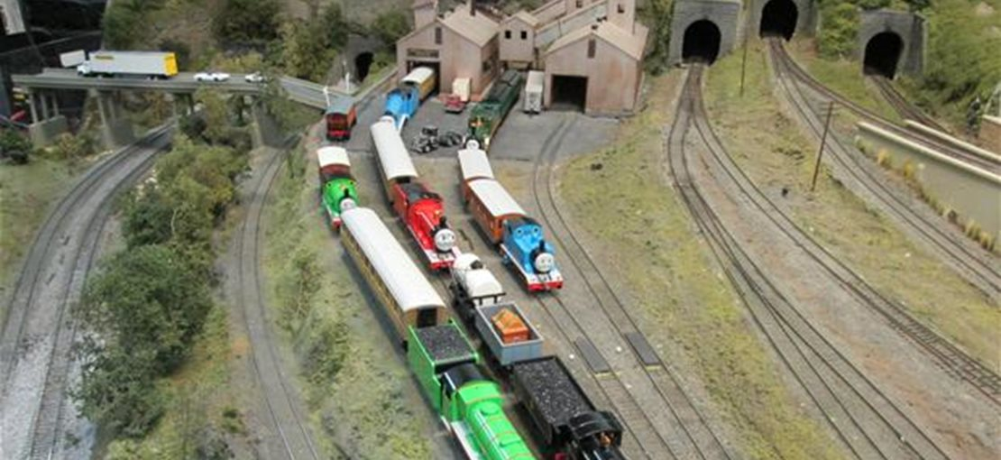 Model Train Show - coming this March!