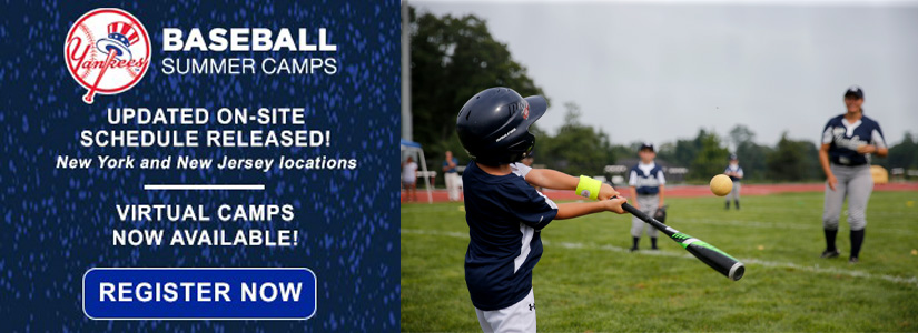 Yankees Summer Baseball Camp