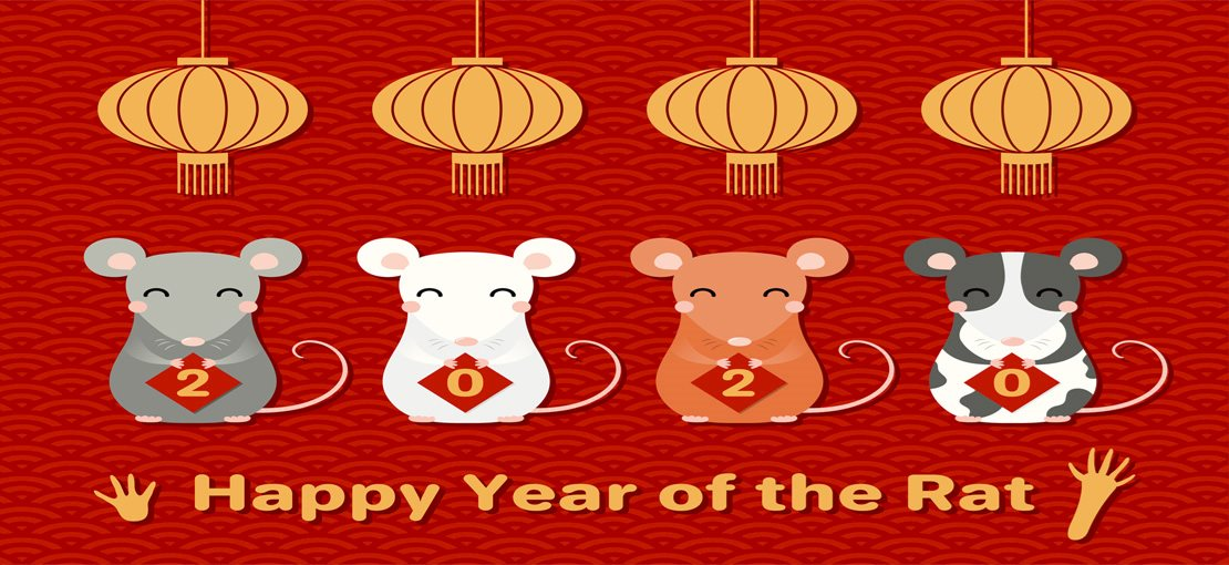 Celebrate Year of the Rat