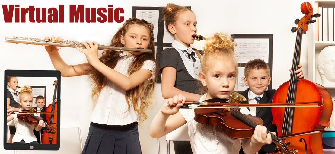 A Hum Music offers online music lessons for kids