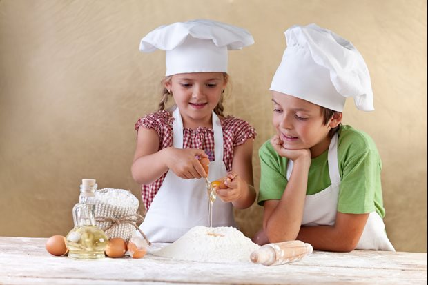 Cooking with Kids, Cooking Activities with Kids