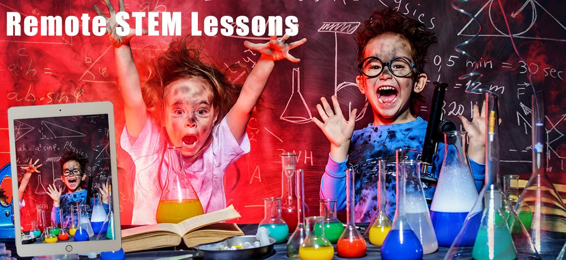 STEM and STEAM classes for kids