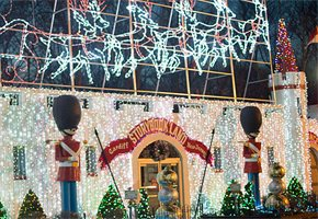 Best NJ Holiday Lights and Christmas Attractions 2020