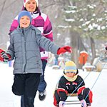 Great Outdoor Winter Fun Places and Ideas