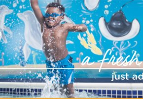 Featured Spotlight on Goldfish Swim School - Livingston