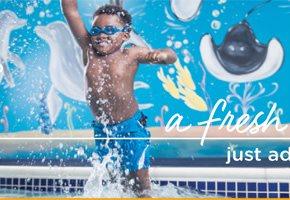 Featured Spotlight on Goldfish Swim School - Livingston
