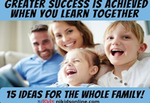15 Fun Skills to Learn Online Together, as a Family