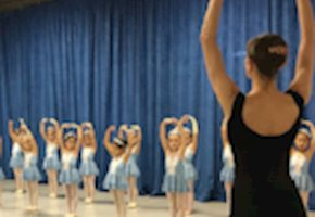 Introducing Ballet Classes for Young Children at Petrov Ballet School!  SIGN UP Now!