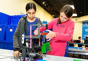 Robot Revolution brings STEM to life through robotics for kids in NJ