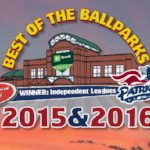 TD Bank Ballpark Wins Best Independent Ballpark For Second Straight Year