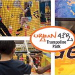 Introducing Urban Air is the Nation's #1 Indoor Trampoline and Adventure Park