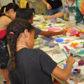 The Art School at Old Church Offers Unique Summer Art Classes for Children, Teens, and Adults