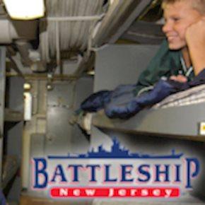 Overnights Aboard the Battleship New Jersey