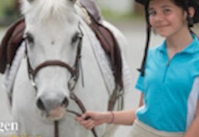 Summer Camp Bergen County Equestrian Center at Overpeck Park in Leonia, NJ