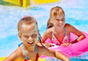Water, Water...Water Parks!  Where to go this Weekend
