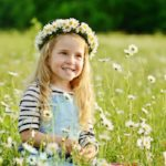 Celebrate Spring With a Beautiful DIY Flower Crown for Kids