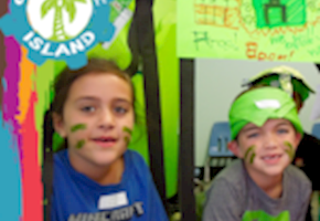 Challenge Island - cutting edge STEAM Educational programs for kids (Science, Technology, Engineering, Art and Math)