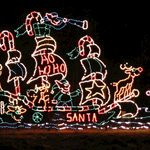 Holiday Light Displays and Celebrations 2018