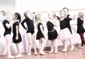 Dance Classes and Theatre Arts at Coupe Theatre Studio