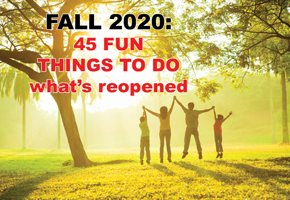 Fall 2020 Bucket List Things to Do with Kids