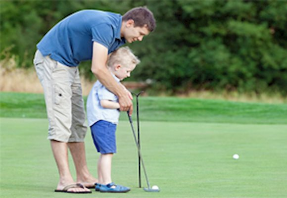 Celebrate Father's Day with Fun Family Activities