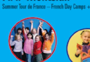 French Institute Alliance Française (FIAF) offering Summer Tour de France, French Day Camps and Classes
