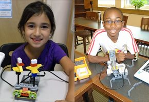 Amazing STEM and STEAM Enrichment at International Ivy This Summer