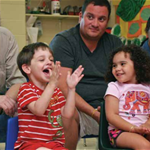 Therapeutic Nursery programs take place in the Sandra and Arnold Gold Wing