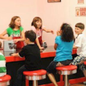 Kidz Village Children's Indoor Playground Makes a Great Place for Birthdays!