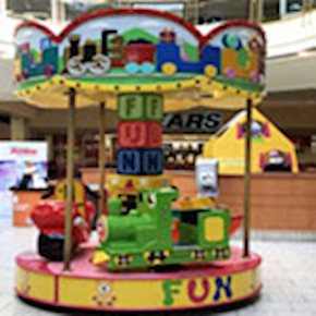 Kid Friendly Malls in North Jersey