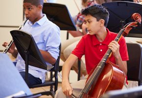 Let's Make Music This Summer at Westminster Conservatory of Music