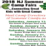 NJ Summer Camp Fairs 2018