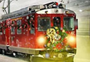 South Jersey and PA Holiday Trains 2017