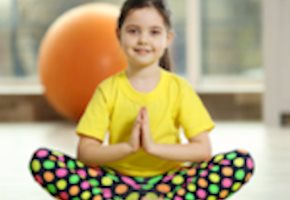 Posing Children Up for Success with Yoga