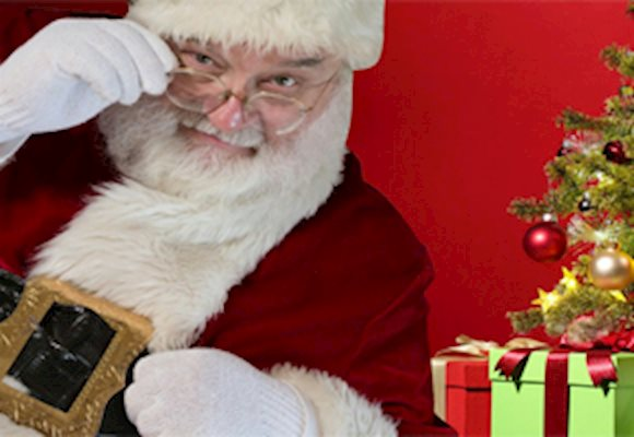 Best Places to See Santa Claus in the NJ Area