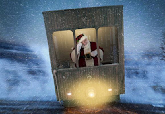 Ride the Polar Express, Santa Express and Holiday Trains in NJ Area