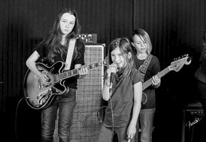 Experience a Summer that Rocks! at School of Rock Camps