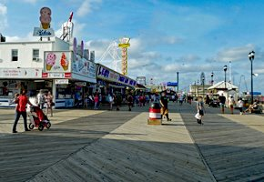 Top Summer New Jersey Boardwalks for Families and Kids