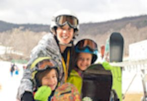 Fourth and Fifth Graders Ski & Ride for FREE in Pennsylvania!
